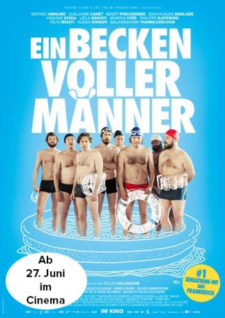 Becken voller Männer