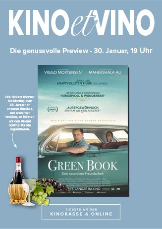30.01. - Kino et Vino: Green Book