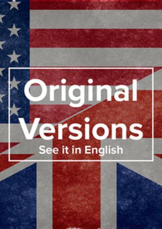 English showtimes