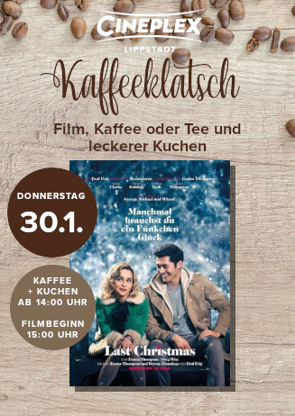 Kaffeeklatsch Last Christmas