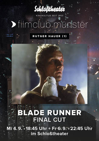 filmclub: BLADE RUNNER