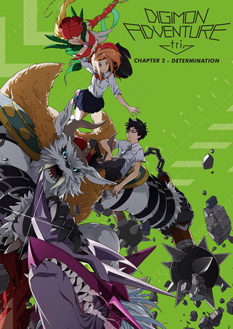 Anime Night: Digimon Adventure tri. - Chapter 2: Determination
