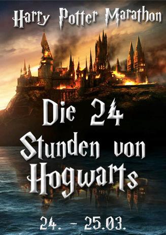 Die 24 Stunden von Hogwarts | Harry Potter 1-8