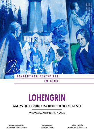 Bayreuther Festspiele 20188: LOHENGRIN