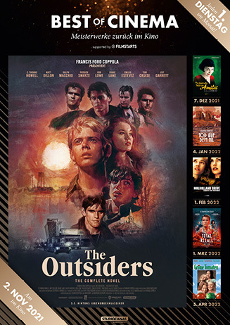 Best of Cinema: THE OUTSIDERS