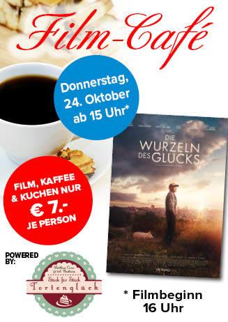 "191024 Film-Café ""Die Wurzeln des Glücks"""