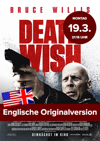 Englische Originalversion: Death Wish