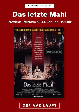"190130 Preview ""Das letzte Mahl"""