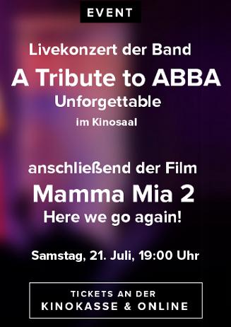 Event: ABBA Konzert