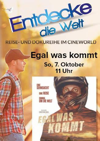 """181007 EdW """"Egal was kommt"""""""