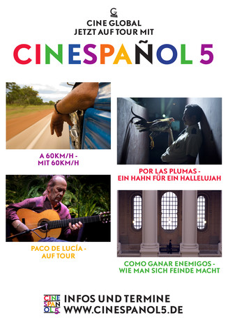 Cinespanol: Por las Plumas