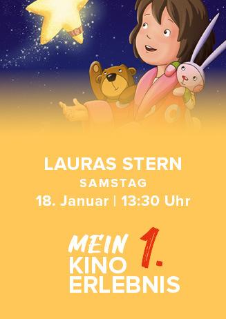 Mein 1. Kinoerlebnis: Lauras Stern