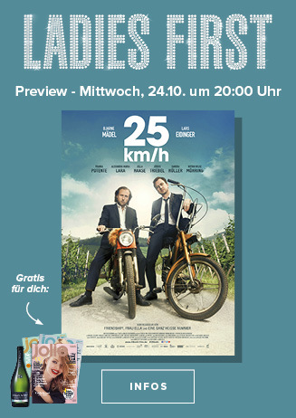 """Ladies First Preview: """"25 km/h"""""""