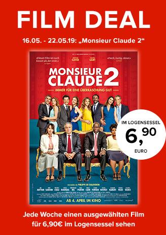 "Film Deal: ""Monsieur Claude 2"""