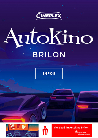 Euer AUTOKINO für Brilon