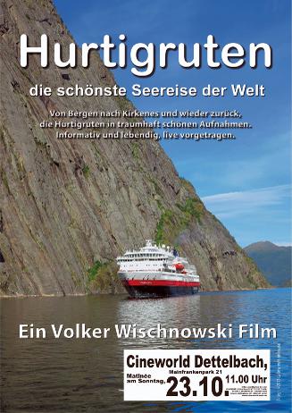 "161023 Reise-Special ""Hurtigruten"""