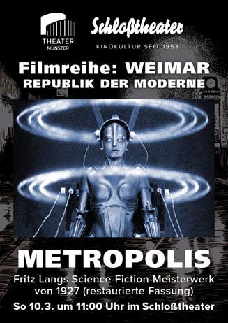 Weimar-Reihe: Metropolis