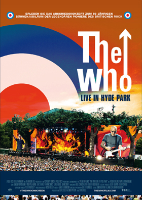 Legends of Rock: The Who Live in Hyde Park