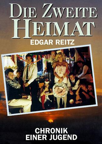 Die Zweite Heimat von Edgar Reitz