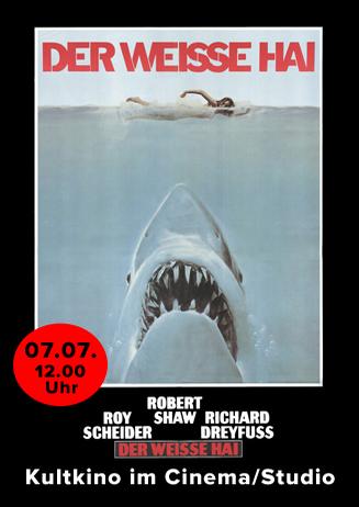 Kultkino: Der weiße Hai