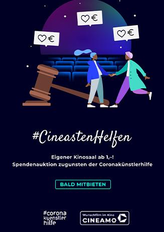 #CineastenHelfen - Cineamo