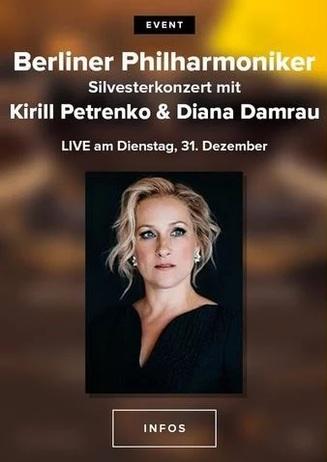 Berliner Philharmoniker: Silvesterkonzert 2019