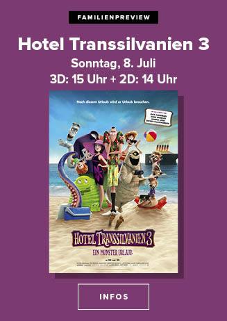 """180708 FamPrev """"Hotel Transsilvanien 3 - Ein Monster Urlaub"""""""