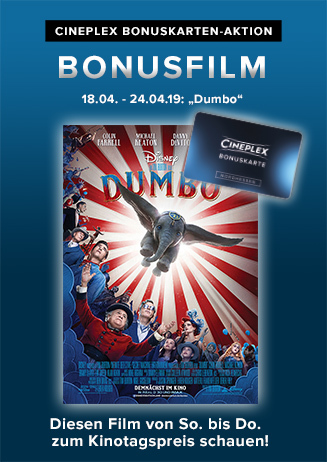 "Bonusfilm: ""Dumbo"""