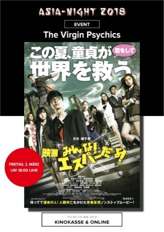 Asia Night 2018: The Virgin Psychics