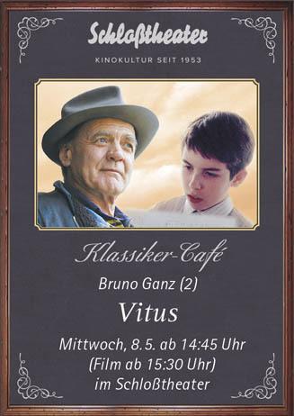 Klassiker-Café: VITUS