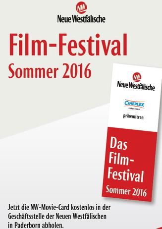 NW SommerFilmFestival 2016