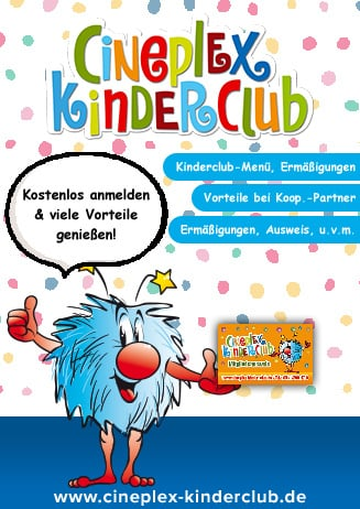 Cineplex Kinderclub
