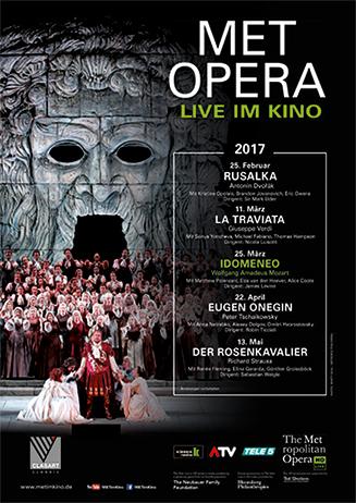 """170325 Live aus der MET """"Idomeneo"""""""