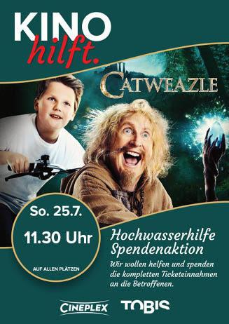 "210725 Kino hilft Special ""Catweazle"""