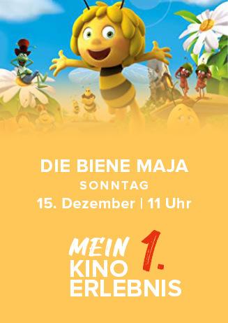 Mein 1. Kinoerlebnis: Biene Maja