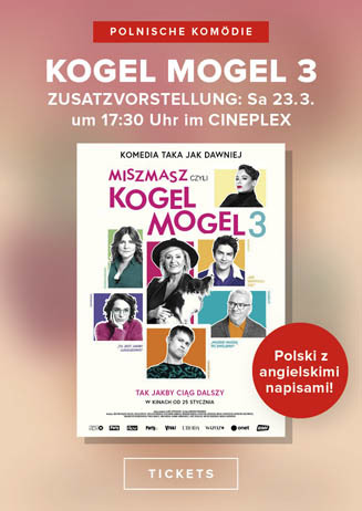Polnischer Film: KOGEL MOGEL 3