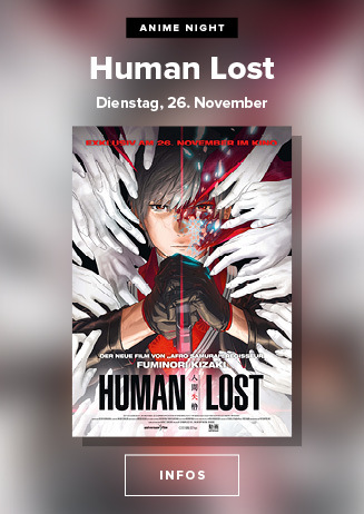 "191126 Anime Night ""Human Lost"""