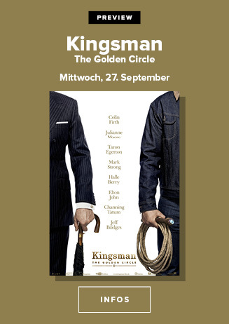 Echte Kerle: Kingsman The Golden Circle