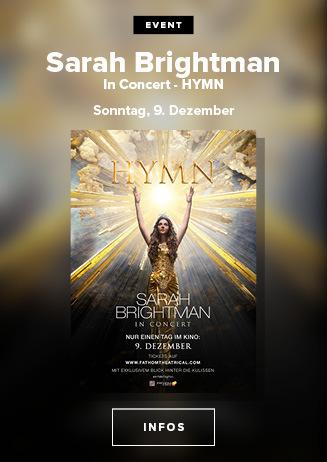 Event Sarah Brightman HYMN
