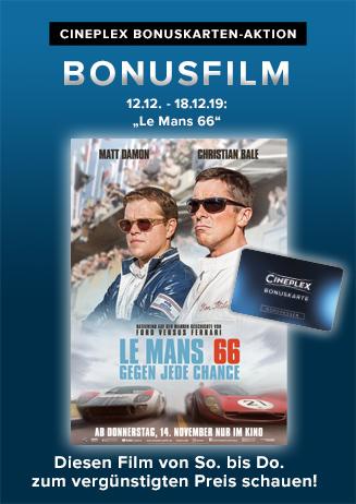 """Bonusfilm: """"Le Mans 66"""""""