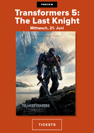Preview: Transformers 5: The Last Knight