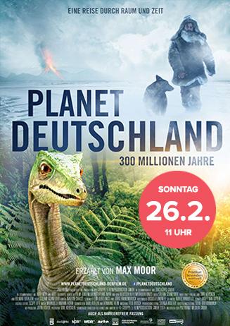 Reisefilm Matinee: Planet Deutschland