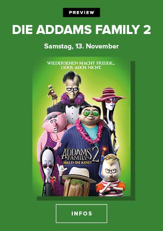 PV: Die Addams Family