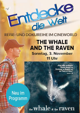 "191103 EdW ""The Whale and the Raven"""