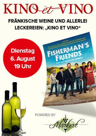 "190806 Kino et Vino ""Fisherman's Friends"""