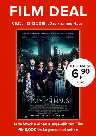 "Film Deal: ""Das krumme Haus"""