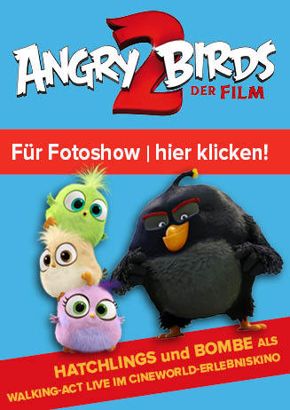 """190930 Nachbericht Walking Act """"Angry Birds 2"""""""