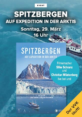 """200329 EdW """"Spitzbergen - auf Expedition in der Arktis"""""""