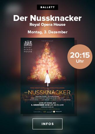 """Royal Opera House 2018/19: """"Der Nussknacker"""""""