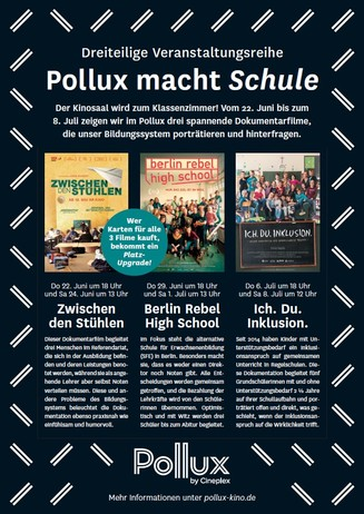 Pollux macht Schule